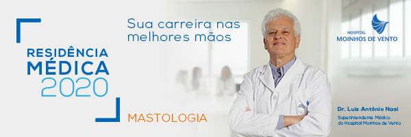 Residência Mastologia 2020