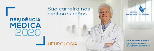 Residência Neurologia 2020