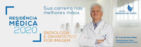 Residência Radiologia e Diagnóstico por Imagem 2020