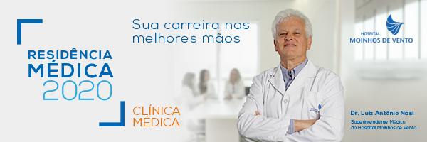 Residência Clínica Médica 2020