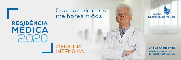 Residência Medicina Intensiva 2020